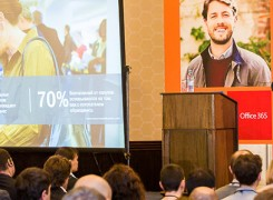 Конференция Microsoft: «Клиентономика: больше чем CRM» (г.Москва)
